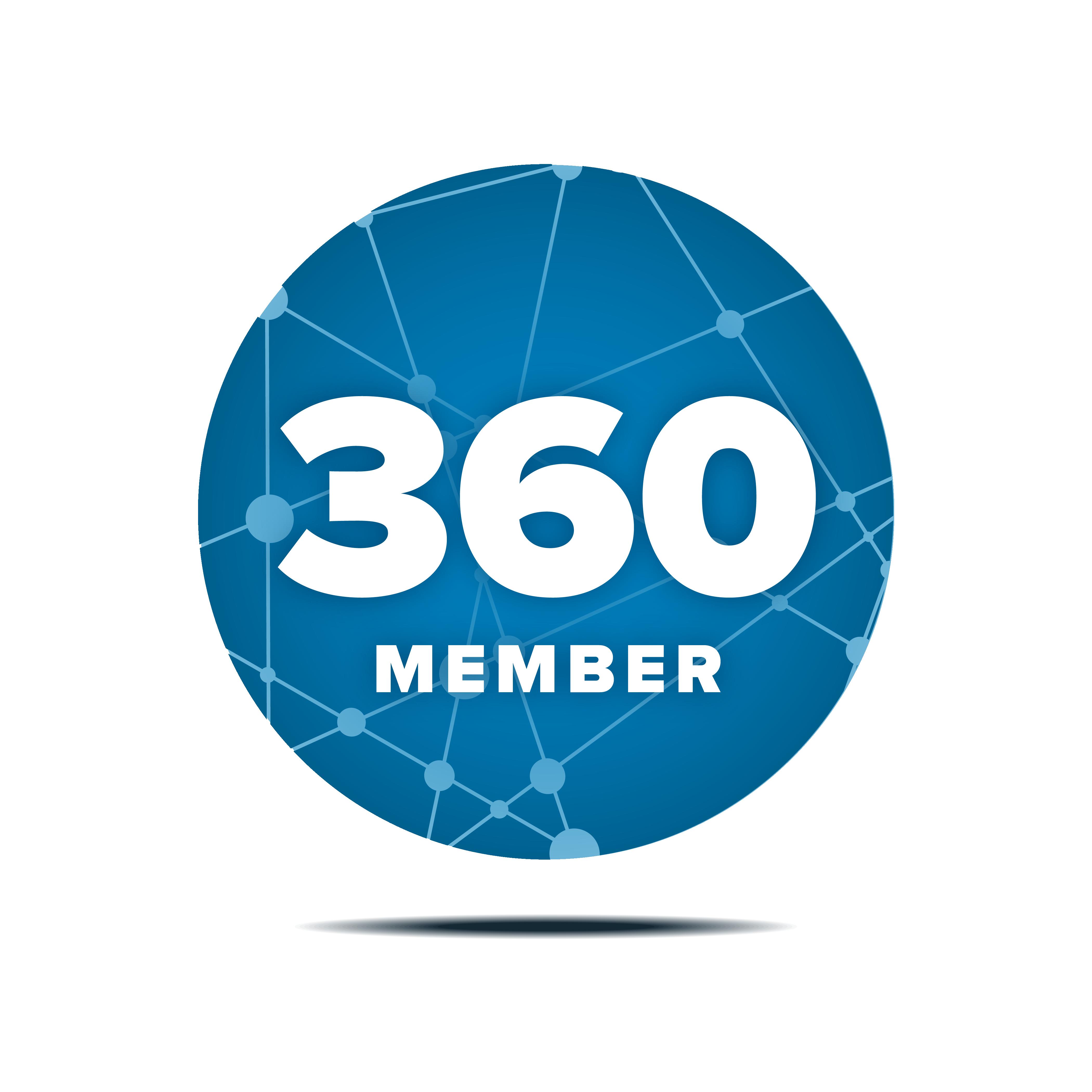 360 Member logo
