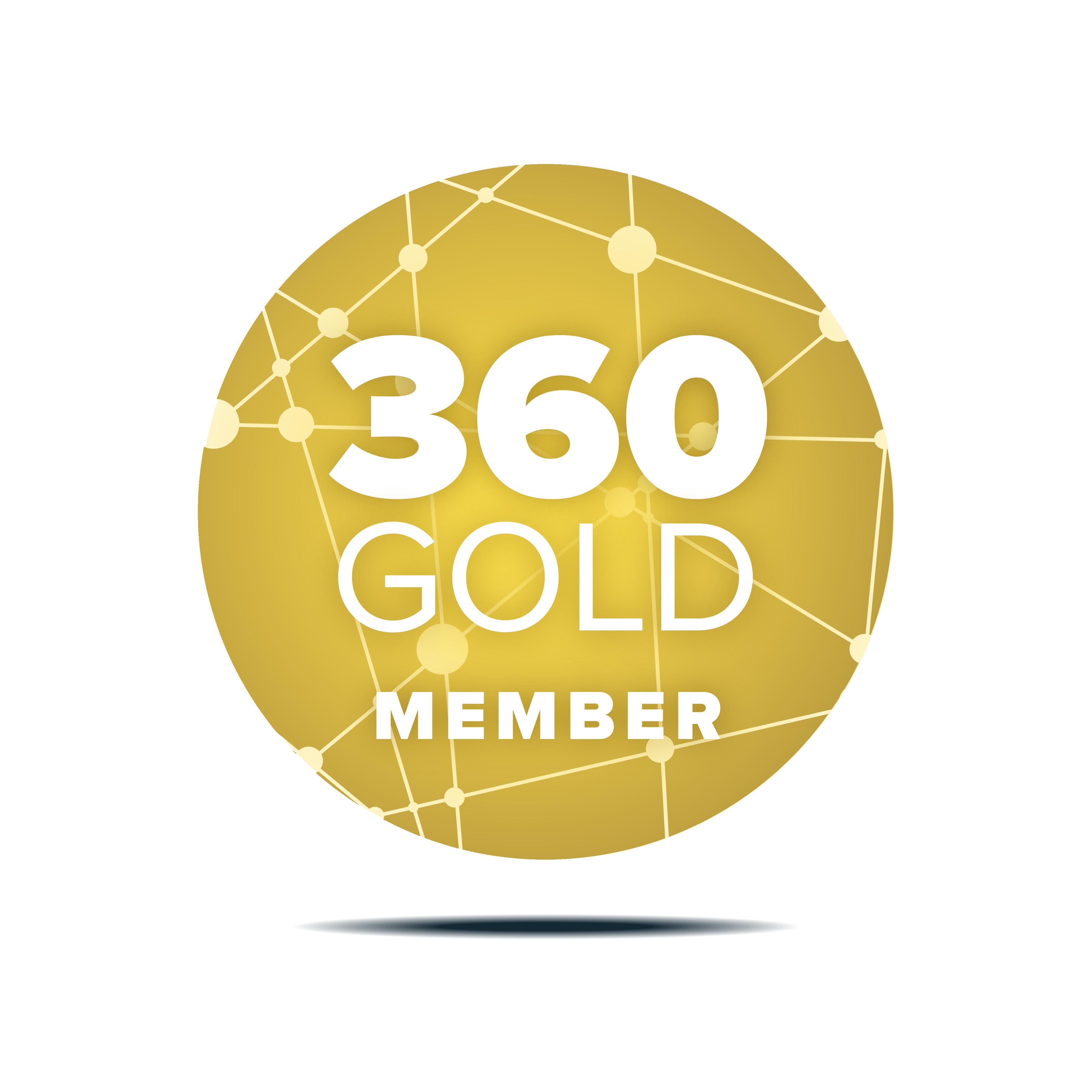 360 Gold Icon